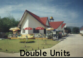 Double Bed Units